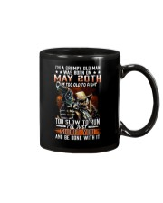 Grumpy old man-20-album-T5 Mug thumbnail