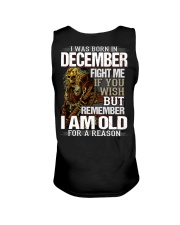 DECEMBER MAN Unisex Tank thumbnail