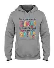 GRANDMA SIXTIES Hooded Sweatshirt thumbnail
