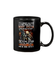 Grumpy old man-25-album-T5 Mug thumbnail