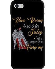 UNA REINA JULIO Phone Case thumbnail