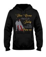 UNA REINA JULIO Hooded Sweatshirt thumbnail