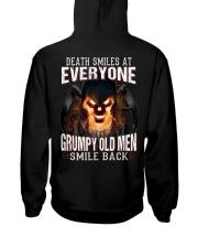 GRUMPY OLD MEN Hooded Sweatshirt back