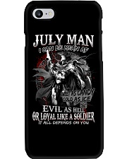 H- JULY MAN  Phone Case thumbnail