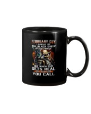 H - FEBRUARY GUY Mug thumbnail