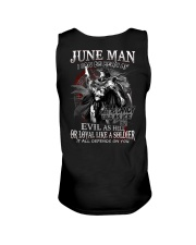 JUNE MAN  Unisex Tank thumbnail