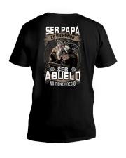 ABUELO - ES V-Neck T-Shirt thumbnail