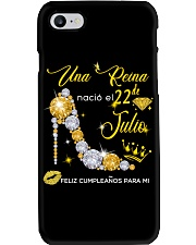 22 Julio Phone Case thumbnail
