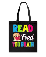 Great Shirt for book loves Tote Bag tile