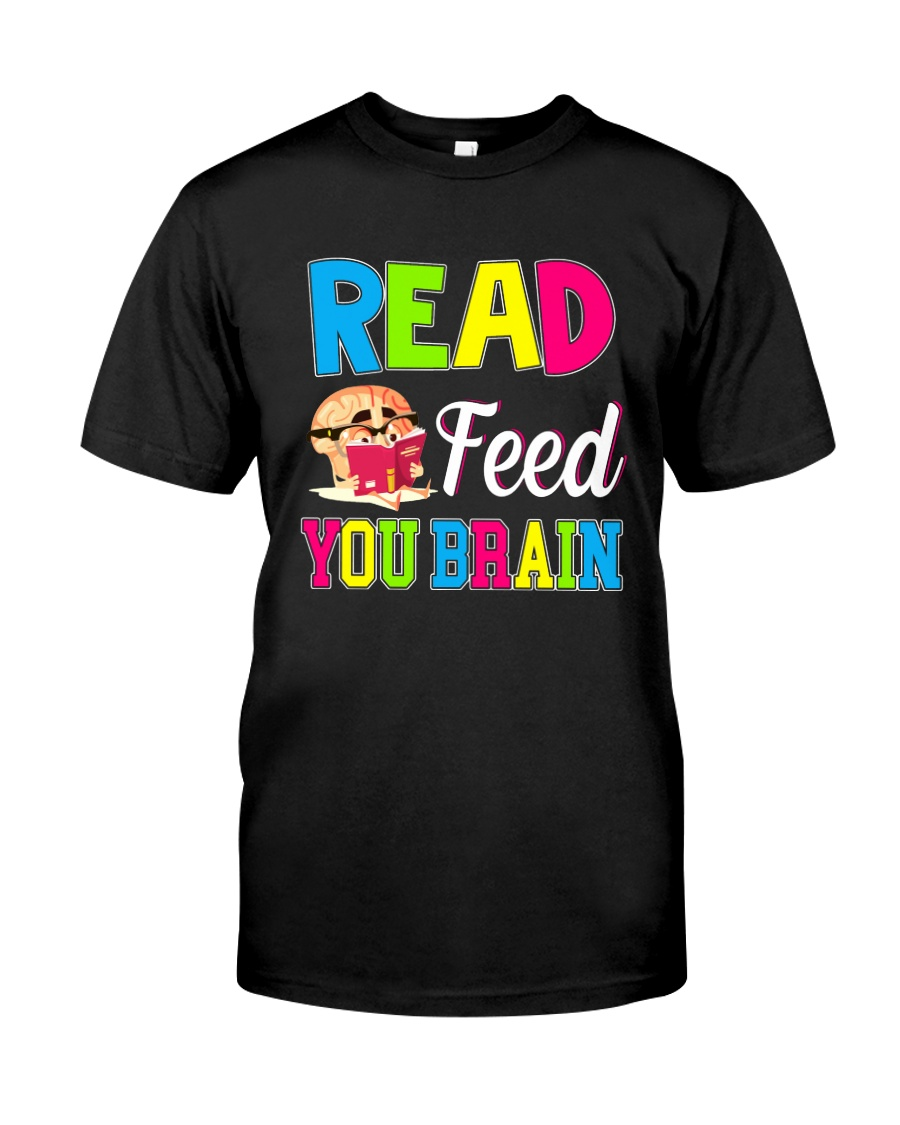 Great Shirt for book loves Classic T-Shirt