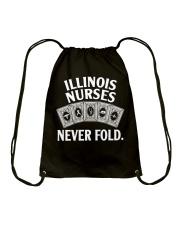 Illinois Drawstring Bag thumbnail
