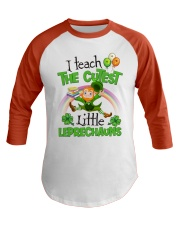 Great T-Shirt for Teacher Baseball Tee front