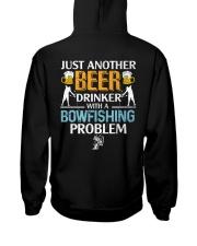 BowFishing Hooded Sweatshirt thumbnail