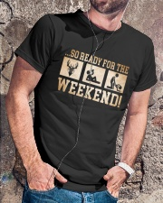 Hunting Classic T-Shirt lifestyle-mens-crewneck-front-4