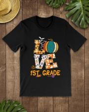 Great Shirt for First Grade Teachers Classic T-Shirt lifestyle-mens-crewneck-front-18