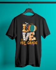 Great Shirt for First Grade Teachers Classic T-Shirt lifestyle-mens-crewneck-front-3