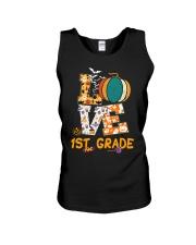 Great Shirt for First Grade Teachers Unisex Tank thumbnail
