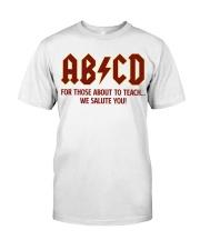 Teacher  Classic T-Shirt thumbnail
