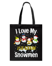 Great Shirt for 2nd Teachers Tote Bag tile