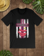 Best T-Shirts for Teachers Ever Classic T-Shirt lifestyle-mens-crewneck-front-18
