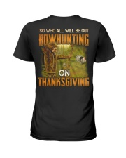 Hunting Ladies T-Shirt thumbnail