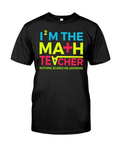 Great Shirt for math teachers