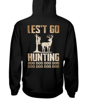 Bow Hunting Hooded Sweatshirt thumbnail