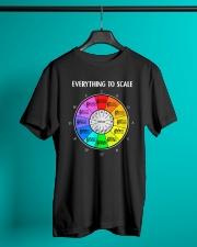 Great Shirt for Music Teachers Classic T-Shirt lifestyle-mens-crewneck-front-3