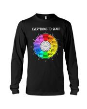 Great Shirt for Music Teachers Long Sleeve Tee thumbnail