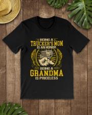 Trucker's Mom Classic T-Shirt lifestyle-mens-crewneck-front-18