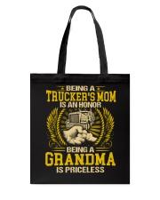 Trucker's Mom Tote Bag thumbnail