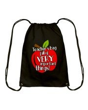 Teacher is bag Drawstring Bag thumbnail