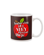 Teacher is bag Mug thumbnail
