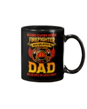 Behind Every Great Firefighter2 Mug thumbnail