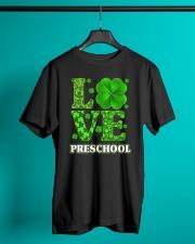 Great Shirt for Preschool Teachers Classic T-Shirt lifestyle-mens-crewneck-front-3