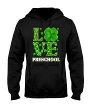 Great Shirt for Preschool Teachers Hooded Sweatshirt thumbnail