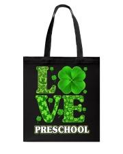 Great Shirt for Preschool Teachers Tote Bag thumbnail