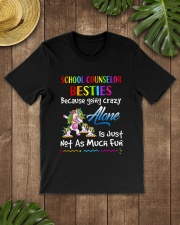 Great Shirt for School Counsellors Classic T-Shirt lifestyle-mens-crewneck-front-18