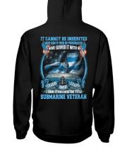 Submarine Hooded Sweatshirt tile