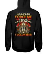 Firefighter Hooded Sweatshirt thumbnail