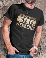 Fly Fishing Classic T-Shirt lifestyle-mens-crewneck-front-4