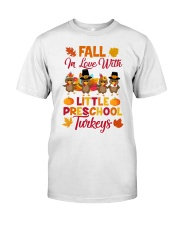 Preschool Teacher Classic T-Shirt thumbnail