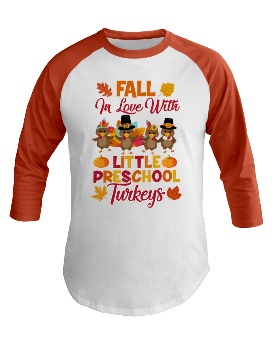 Preschool Teacher Baseball Tee