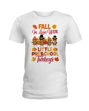 Preschool Teacher Ladies T-Shirt thumbnail