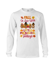 Preschool Teacher Long Sleeve Tee thumbnail