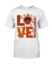 Bow Fishing Classic T-Shirt thumbnail