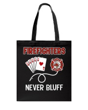 Firefighters Tote Bag thumbnail