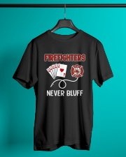 Firefighters Classic T-Shirt lifestyle-mens-crewneck-front-3