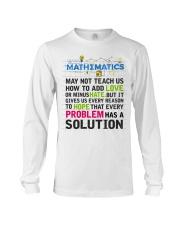 Math Long Sleeve Tee thumbnail