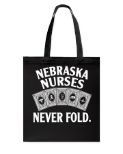 Nebraska Tote Bag tile
